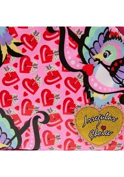 Irregular Choice Cupid Bird Pink Backpack alt4