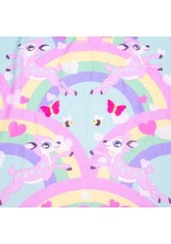 Irregular Choice Fantastic Fawn Print Pom Pom Parade Scarf2