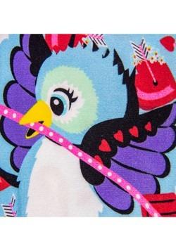 Irregular Choice Women's Love Bird Print Tights alt1