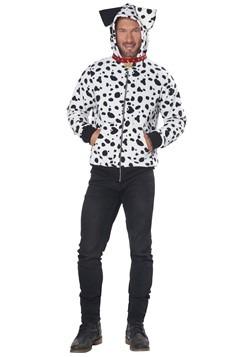 Men's Dalmatian Hoodie Costume