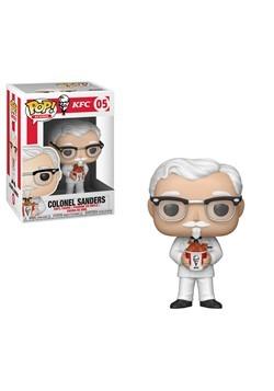 Pop! Ad Icons: KFC - Colonel Sanders