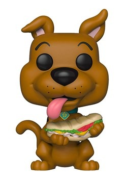POP! Animation: Scooby-Doo w/ Sandwich