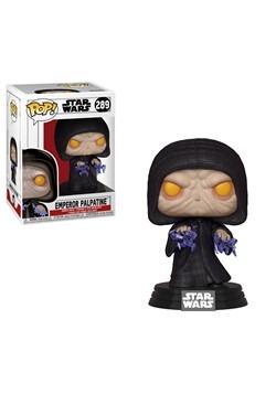 POP! Star Wars: ROTJ Emperor Palpatine Bobblehead Figure