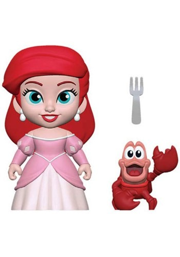 5 Star: Little Mermaid- Ariel Princess Figure