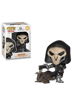Pop! Games: Overwatch- Reaper (Wraith)