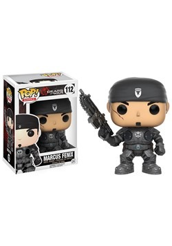 Pop! Games: Gears of War- Marcus Collectible