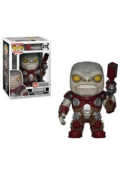 Funko Pop! Games: Gears of War- Boomer
