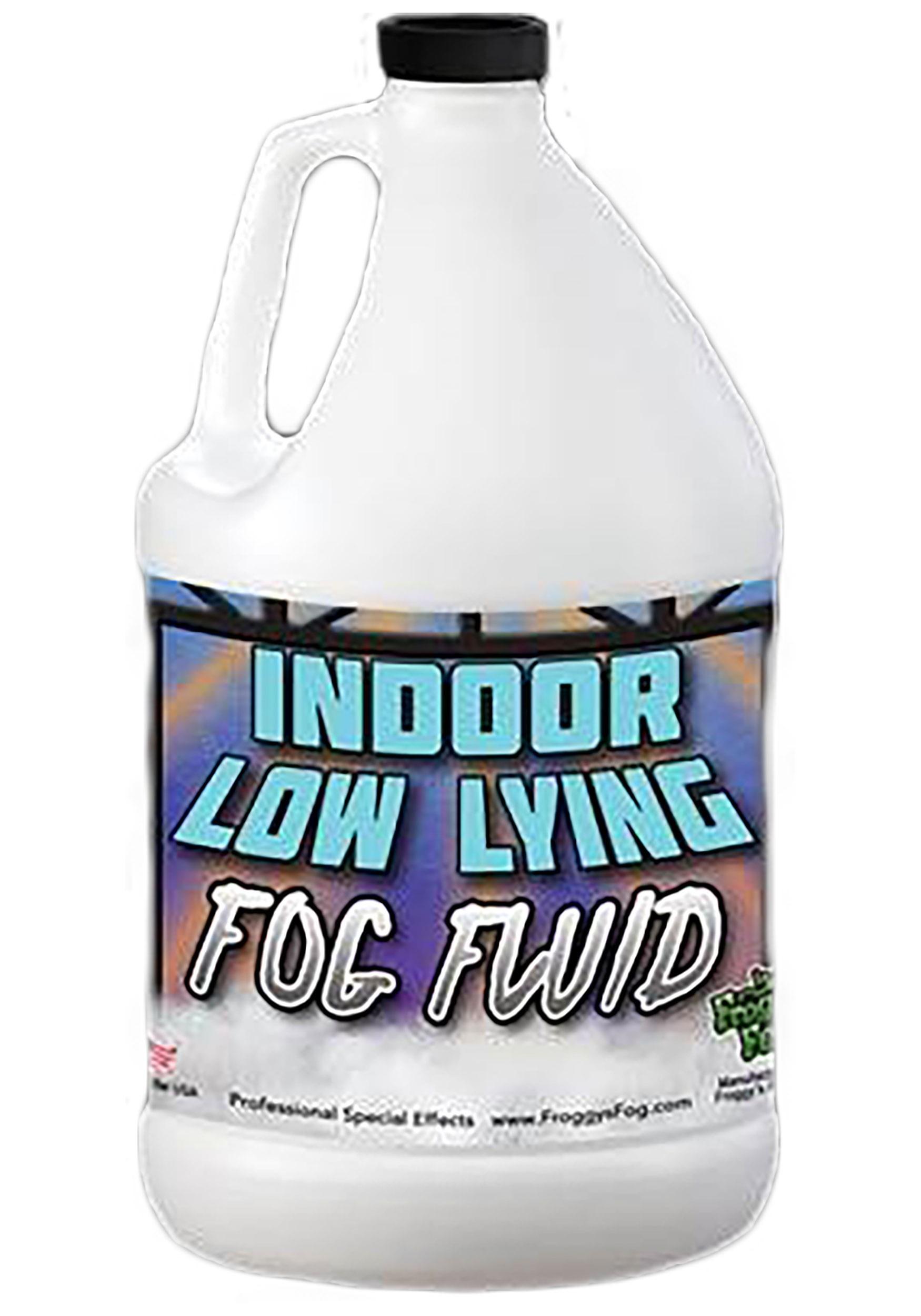 Indoor Low Lying Froggy's Fog Fluid