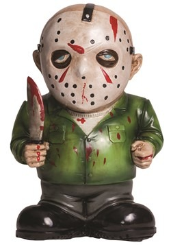 Friday the 13th Jason Voorhees Lawn Gnome Prop
