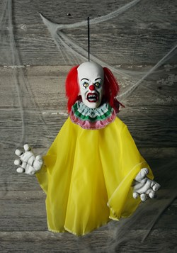 IT: Mini Pennywise Hanger Prop Decor