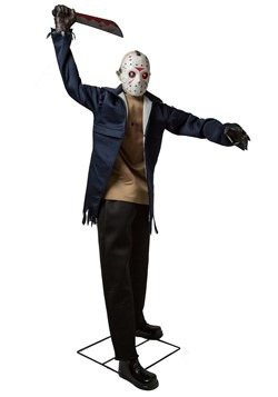 Friday the 13th Lifesize Animated Jason Voorhees Prop