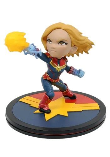 Captain Marvel Q-Fig Diorama