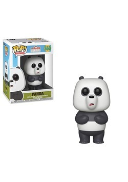 Pop! Animation: We Bare Bears - Panda