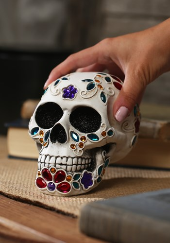 Decorative Colorful Sugar Skull