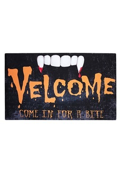 Vampire Velcome Floor Mat1