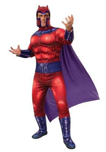 X-Men Magneto Deluxe Adult Costume