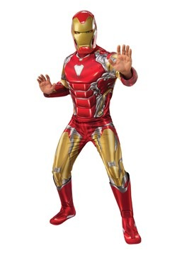 Avengers Endgame Iron Man Deluxe Adult Costume