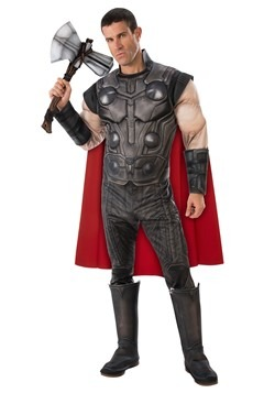 Avengers Endgame Adult Thor Deluxe Costume