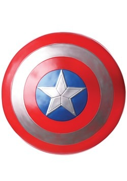 "Marvel Avengers Endgame Captain America 24"" Shield"