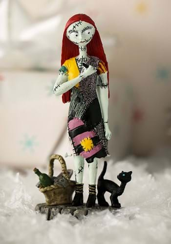 Nightmare Before Christmas Sally's Date Night Figurine
