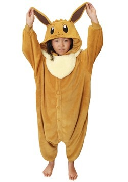 Pokemon Child Eevee Kigurumi