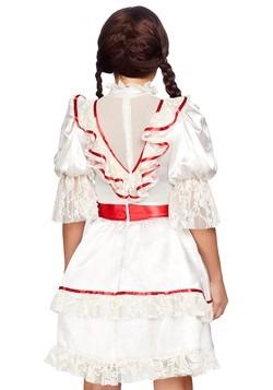 Women's Haunted Doll Dress Costume alt 1
