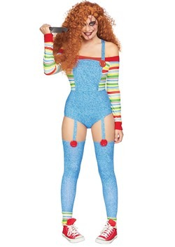Killer Doll Costume Women's