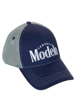Cerveza Modelo Blue/Gray Baseball Cap