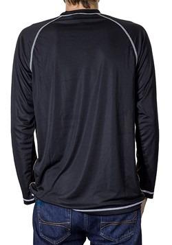 NHL Los Angeles Kings Men's Long Sleeve Rash Guard T-Shirt2