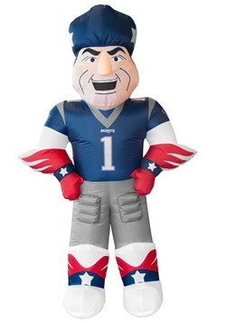 New England Patriots Inflatable Mascot