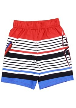Marvel Comics Spider-Man Toddler Boys Swim Shorts alt1