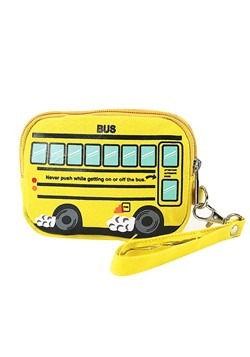 School Bus Handbag Alt