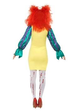 Classic Horror Clown Costume Women's alt 2