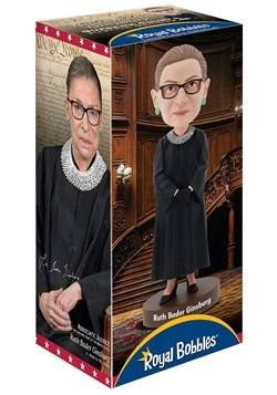Ruth Bader Ginsburg Bobble-Head Alt 1