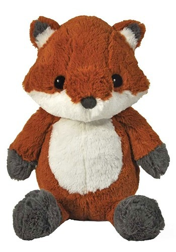 Cloud B Frankie the Fox Soothing Sounds Plush