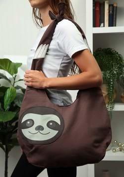 Hanging Sloth Crossbody Bag