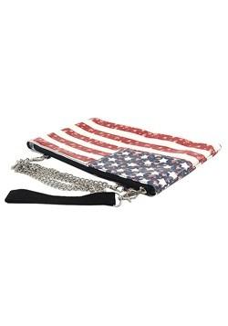 American Flag Side Clutch Bag Alt 2