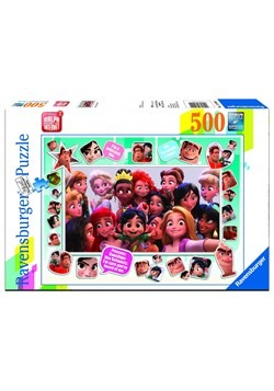Wreck It Ralph 2 Disney Princess 500 Piece Jigsaw Puzzle