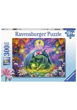 Forest Dragon 300 Piece Ravensburger Puzzle
