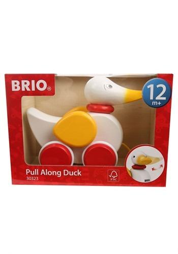 BRIO Pull Along Duck