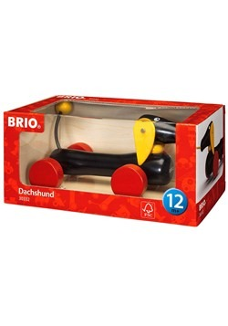 BRIO Pull Along Dashshund