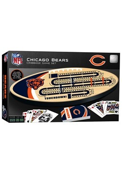 NFL Cribbage Set- Chicago Bears