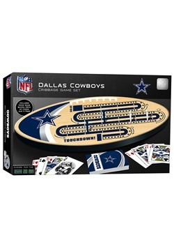 NFL Dallas Cowboys Cribbage Set