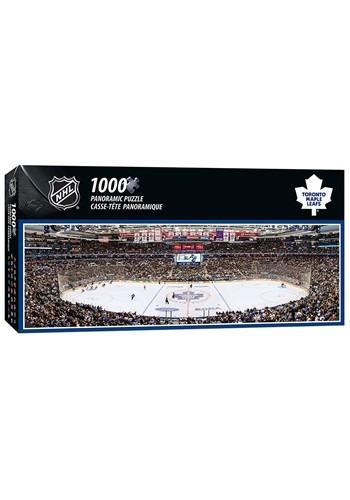 NHL Toronto Maple Leafs 1000 Piece Panoramic Puzzle