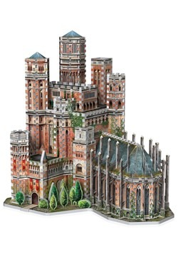 Game of Thrones The Red Keep 3D Puzzle Alt 1