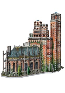 Game of Thrones The Red Keep 3D Puzzle Alt 3