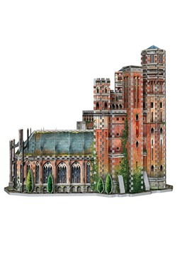 Game of Thrones The Red Keep 3D Puzzle Alt 4