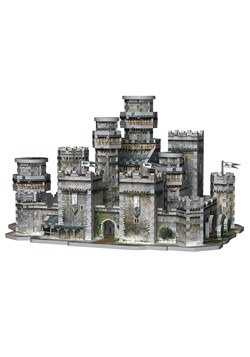 Game of Thrones Winterfell 3D Puzzle2