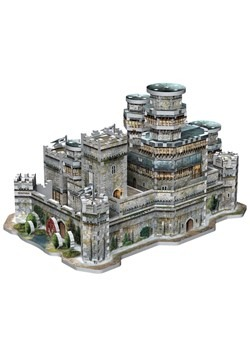 Game of Thrones Winterfell 3D Puzzle3