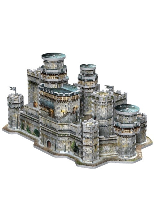 Game of Thrones Winterfell 3D Puzzle6